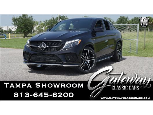 2018 Mercedes-Benz GLE Coupe 43 AMG for sale in Ruskin, Florida 33570