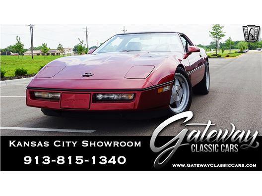 1988 Chevrolet Corvette for sale in Olathe, Kansas 66061