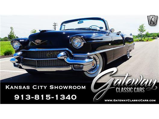 1956 Cadillac Series 62 for sale in Olathe, Kansas 66061