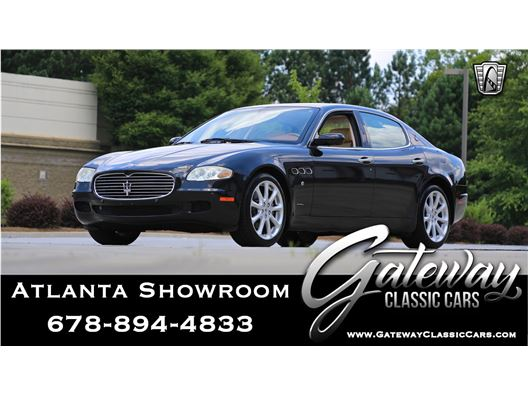 2005 Maserati Quattroporte for sale in Alpharetta, Georgia 30005