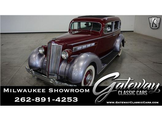1936 Packard 120 for sale in Kenosha, Wisconsin 53144