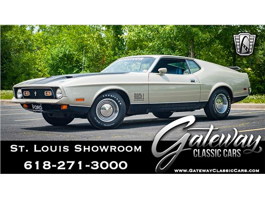 1971 Ford Mustang for sale in OFallon, Illinois 62269