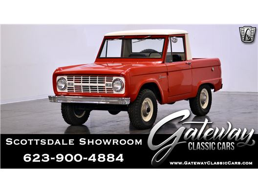 1966 Ford Bronco for sale in Deer Valley, Arizona 85027
