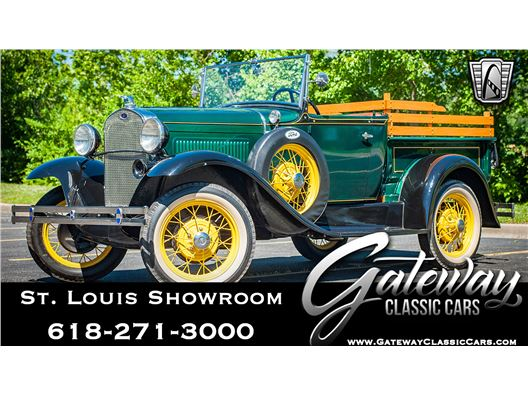 1931 Ford Model A for sale in OFallon, Illinois 62269