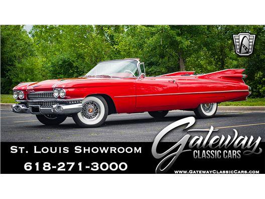 1959 Cadillac Series 62 for sale in OFallon, Illinois 62269