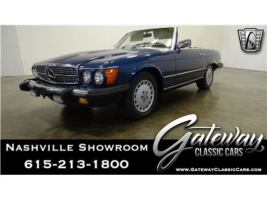 1985 Mercedes-Benz 380SL for sale in La Vergne