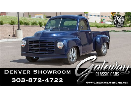 1950 Studebaker 2R5 Pickup for sale in Englewood, Colorado 80112