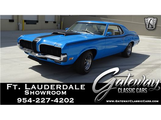1970 Mercury Cougar for sale in Coral Springs, Florida 33065