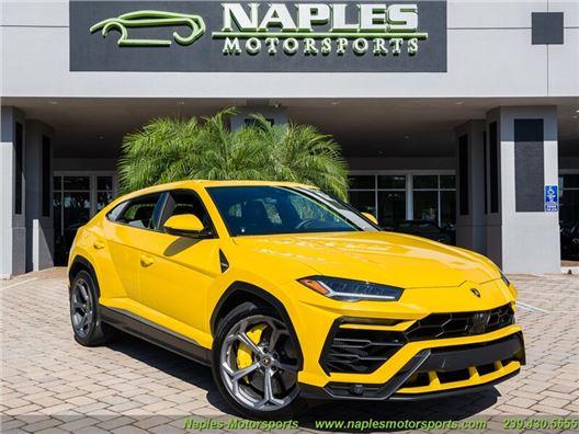 2019 Lamborghini Urus for sale in Naples, Florida 34104