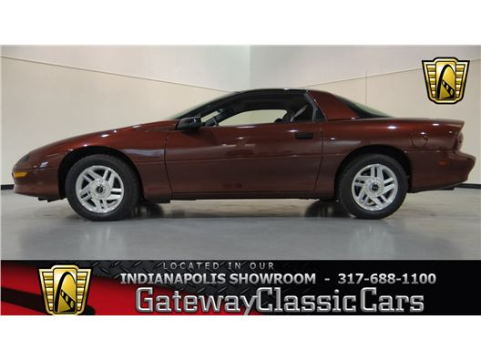 1993 Chevrolet Camaro for sale in Indianapolis, Indiana 46268