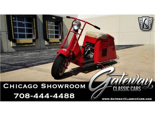 1949 Cushman Scooter for sale in Crete, Illinois 60417