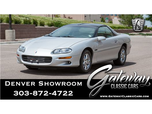 2002 Chevrolet Camaro for sale in Englewood, Colorado 80112