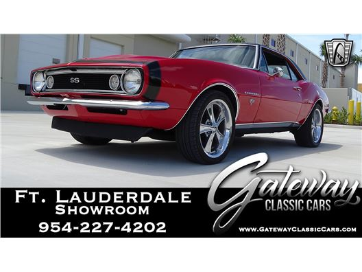 1967 Chevrolet Camaro for sale in Coral Springs, Florida 33065