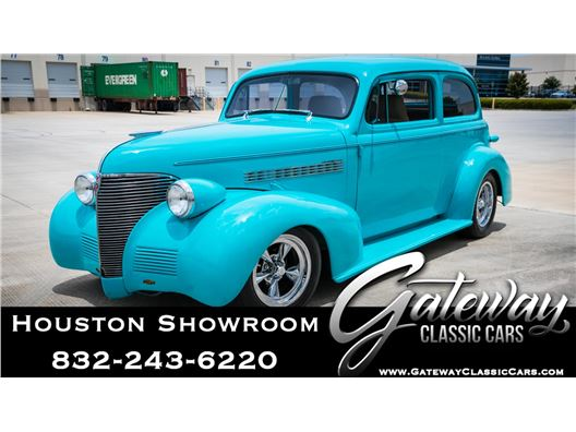 1939 Chevrolet Master Deluxe for sale in Houston, Texas 77090
