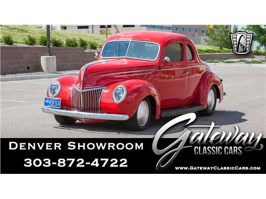 1939 Ford Deluxe for sale in Englewood, Colorado 80112