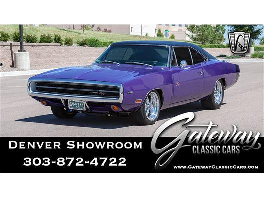 1970 Dodge Charger for sale in Englewood, Colorado 80112