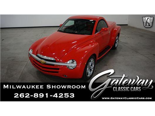 2004 Chevrolet SSR for sale in Kenosha, Wisconsin 53144