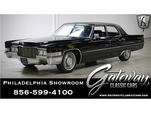 1969 Cadillac DeVille for sale in West Deptford, New Jersey 8066