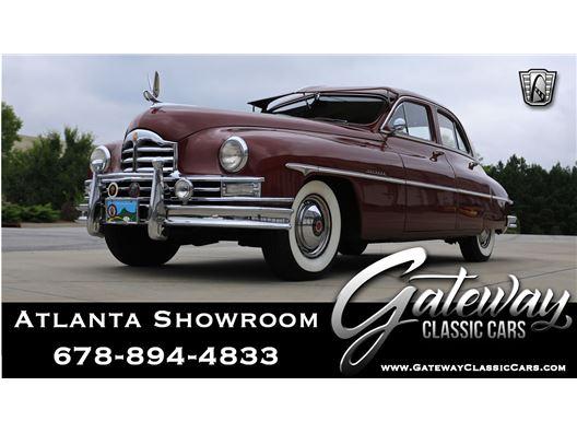 1950 Packard Super Eight for sale in Alpharetta, Georgia 30005