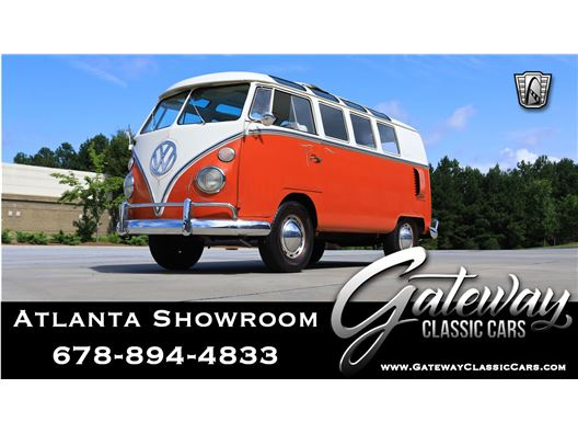 1965 Volkswagen Type 2 for sale in Alpharetta, Georgia 30005