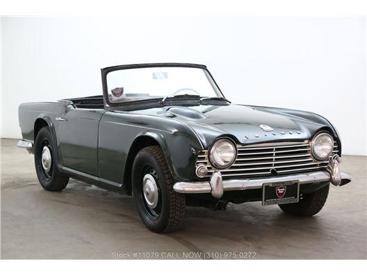 1963 Triumph TR4 for sale in Los Angeles, California 90063