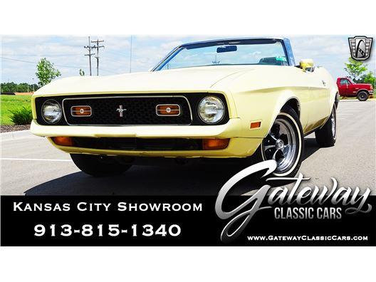 1972 Ford Mustang for sale in Olathe, Kansas 66061