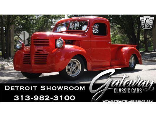 1947 Dodge Truck for sale in Dearborn, Michigan 48120