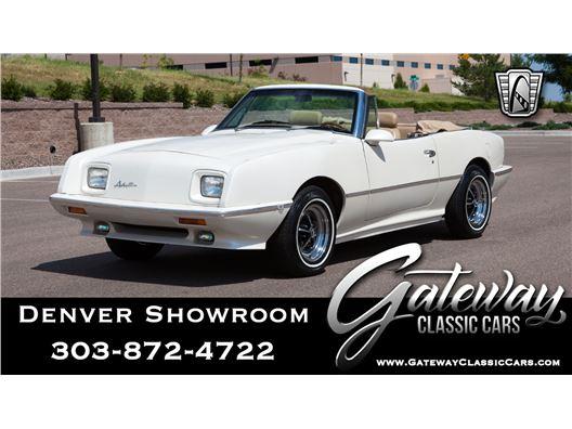 1989 Avanti Convertible for sale in Englewood, Colorado 80112