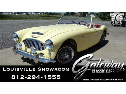 1961 Austin-Healey 3000 for sale in Memphis, Indiana 47143