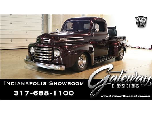 1950 Ford F1 for sale in Indianapolis, Indiana 46268