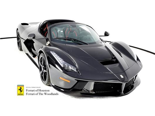 2017 Ferrari LaFerrari Aperta for sale in Houston, Texas 77057