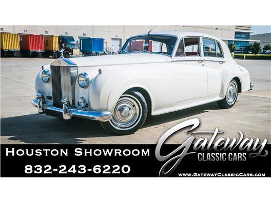 1962 Rolls-Royce Silver Cloud II for sale in Houston, Texas 77090