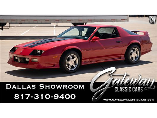 1992 Chevrolet Camaro for sale in DFW Airport, Texas 76051