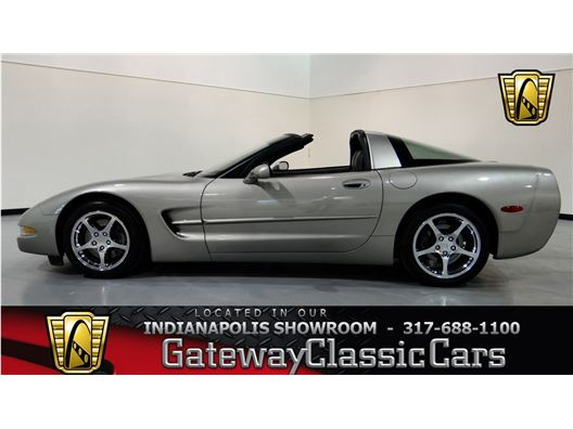 1999 Chevrolet Corvette for sale in Indianapolis, Indiana 46268