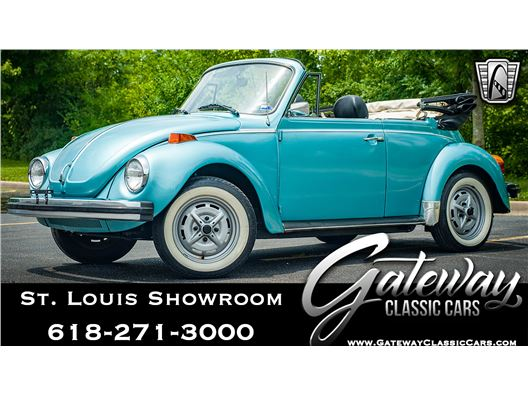 1979 Volkswagen Beetle for sale in OFallon, Illinois 62269
