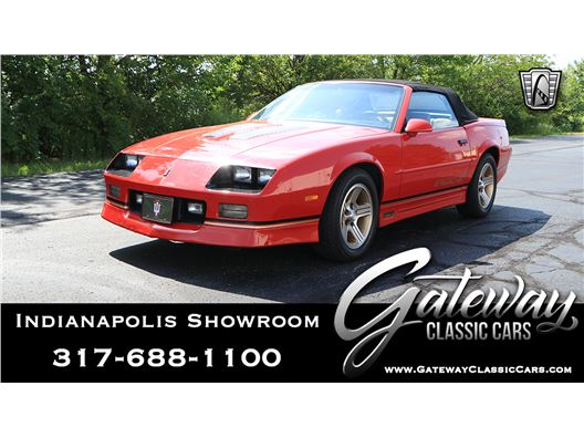 1990 Chevrolet Camaro for sale in Indianapolis, Indiana 46268