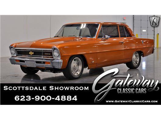 1966 Chevrolet Nova for sale in Deer Valley, Arizona 85027
