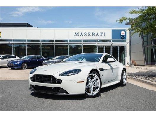 2016 Aston Martin V8 Vantage for sale in Sterling, Virginia 20166