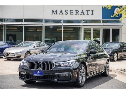 2019 BMW 7 Series for sale in Sterling, Virginia 20166