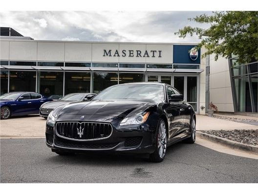 2016 Maserati Quattroporte for sale in Sterling, Virginia 20166