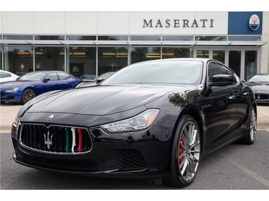 2016 Maserati Ghibli for sale on GoCars.org