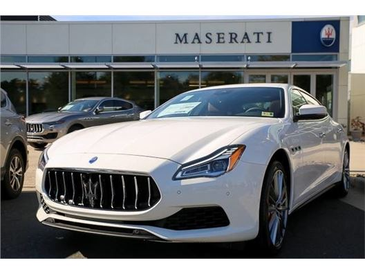 2019 Maserati Quattroporte for sale in Sterling, Virginia 20166