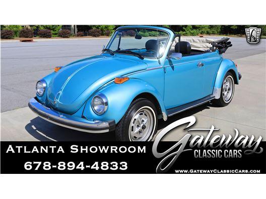 1979 Volkswagen Beetle for sale in Alpharetta, Georgia 30005