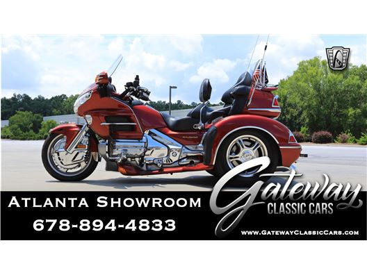 2001 Honda GL1800 for sale in Alpharetta, Georgia 30005
