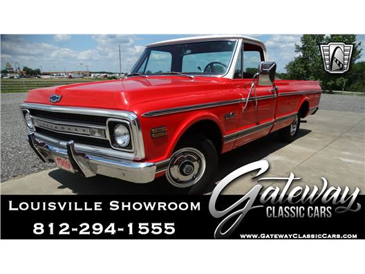 1969 Chevrolet C10 for sale in Memphis, Indiana 47143
