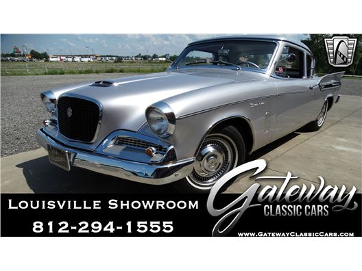 1961 Studebaker Silver Hawk for sale in Memphis, Indiana 47143
