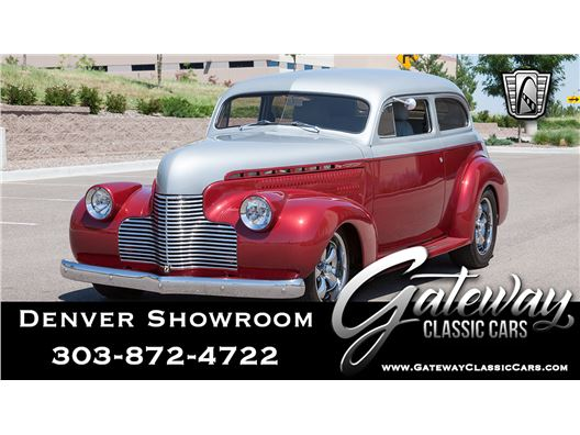 1940 Chevrolet Master Deluxe for sale in Englewood, Colorado 80112