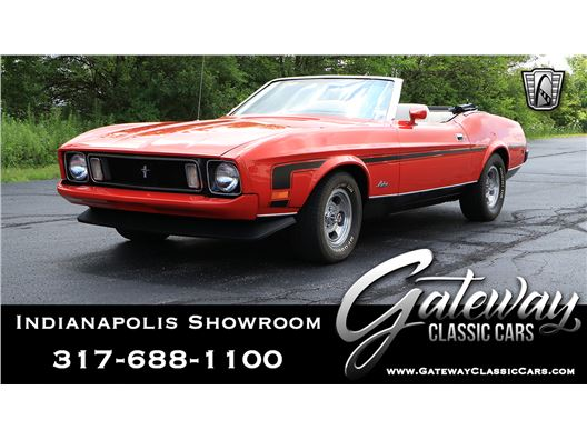 1973 Ford Mustang for sale in Indianapolis, Indiana 46268