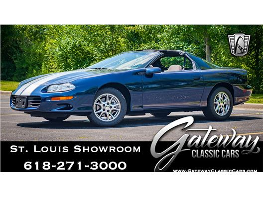 2002 Chevrolet Camaro for sale in OFallon, Illinois 62269