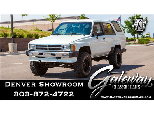 1987 Toyota 4Runner for sale in Englewood, Colorado 80112